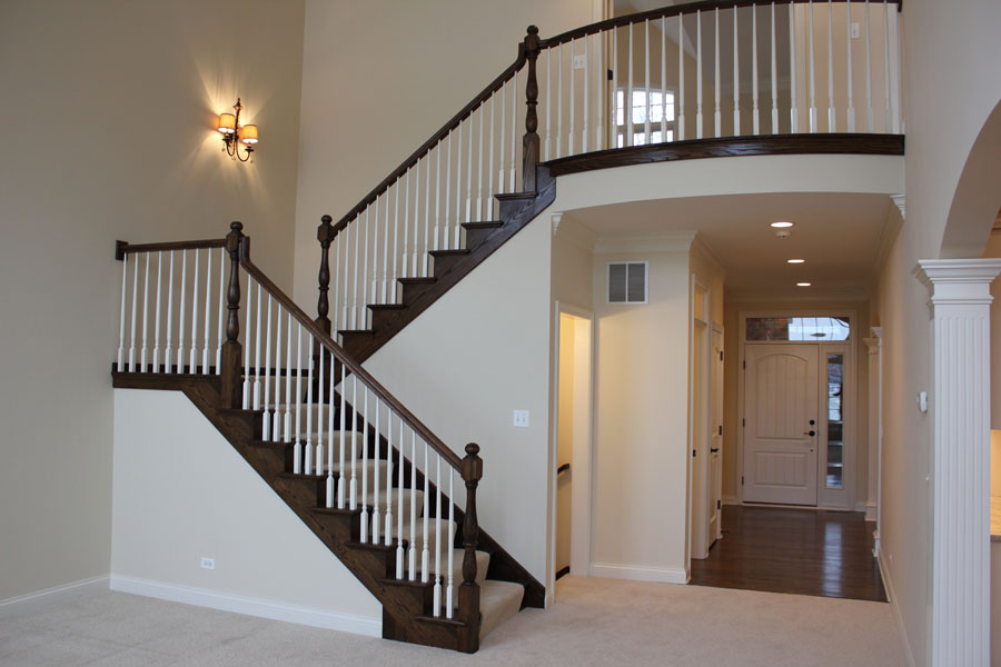 Bordeaux Custom Stairs Gallery Sievers And Stevens