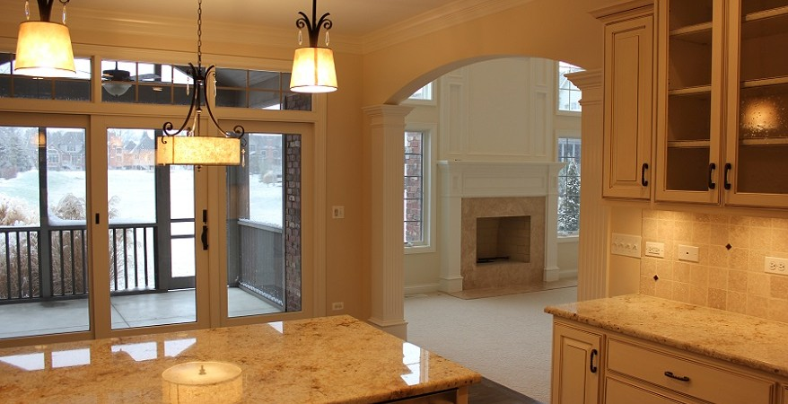 Luxury Townhome Downers Grove Sievers and Stevens